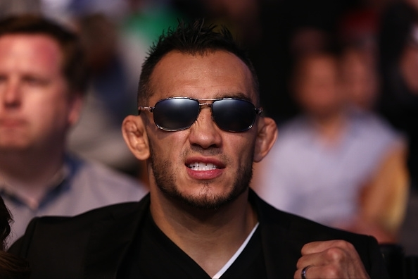 White says Tony Ferguson vs Kevin Lee set for interim title