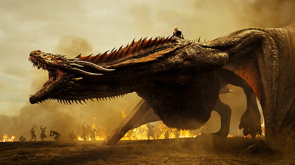 New Game of Thrones Photos Tease an Epic Battle Beyond the Wall