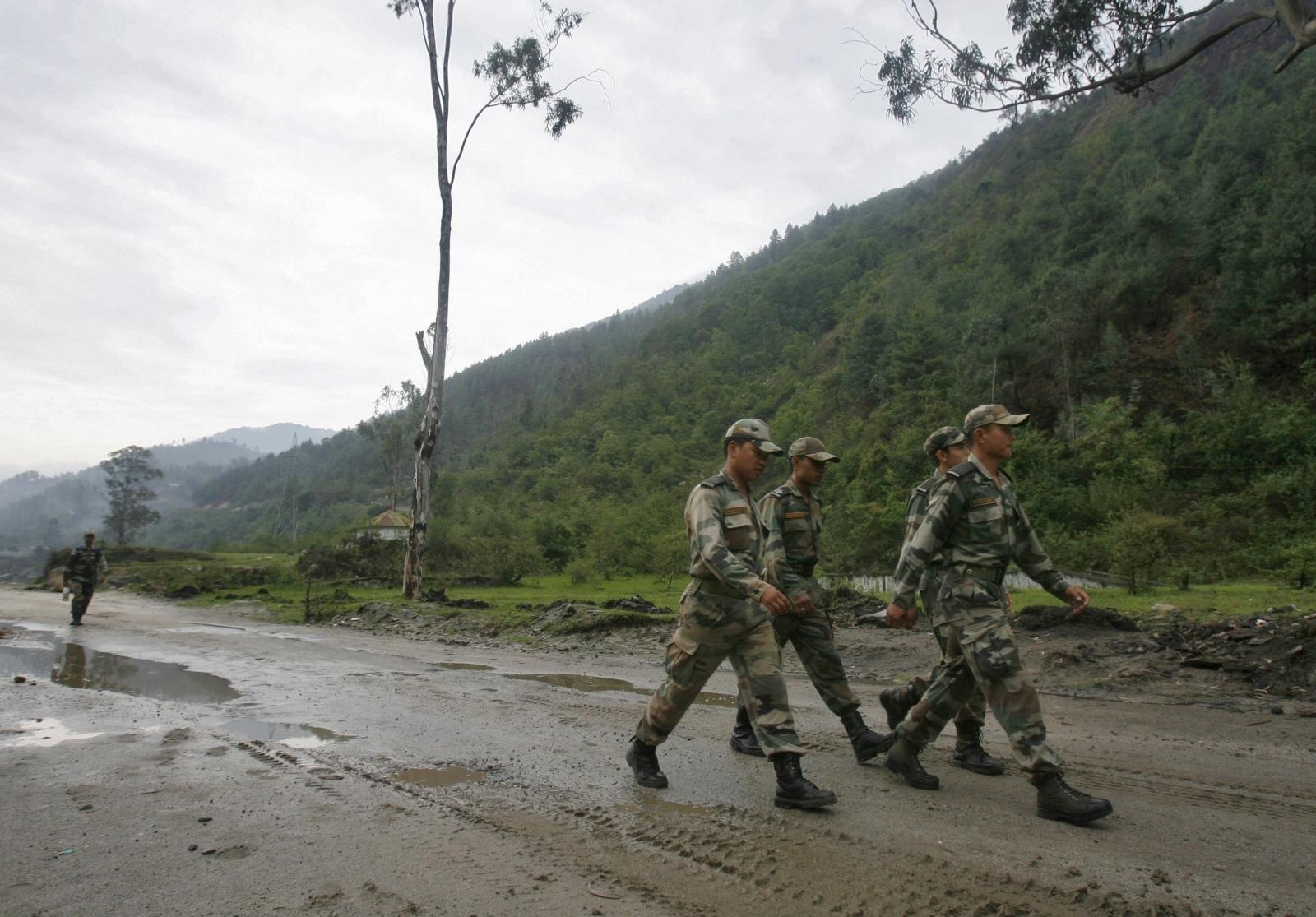 India China border tensions