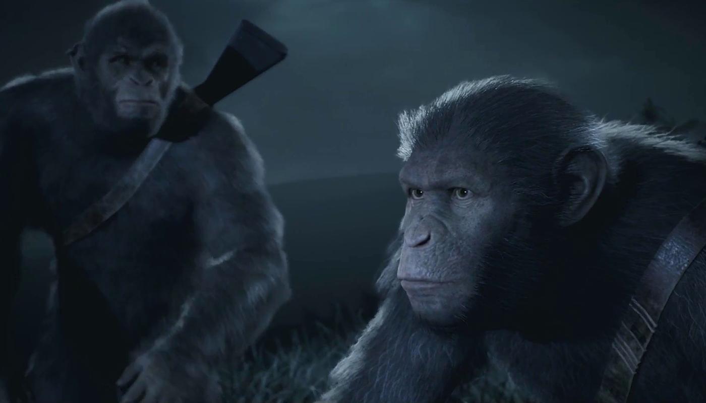 Andy Serkis' Imaginarium studio reveals Planet of the Apes ...