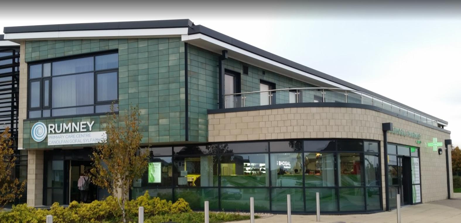 Rumney Centre Cardiff