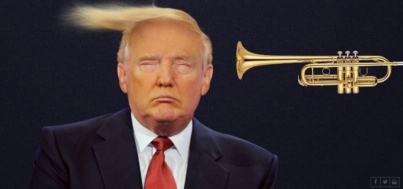 Trump iTrump app
