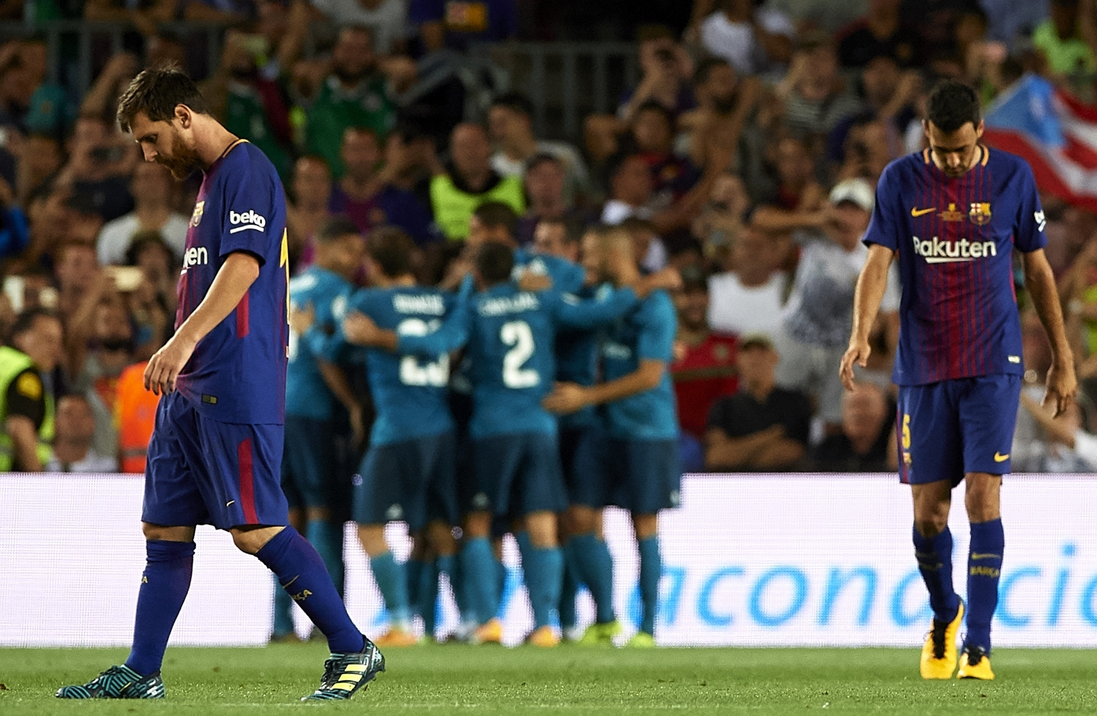 Real Madrid 1 2: Real Madrid 2-0 Barcelona: Marco Asensio And Karim Benzema