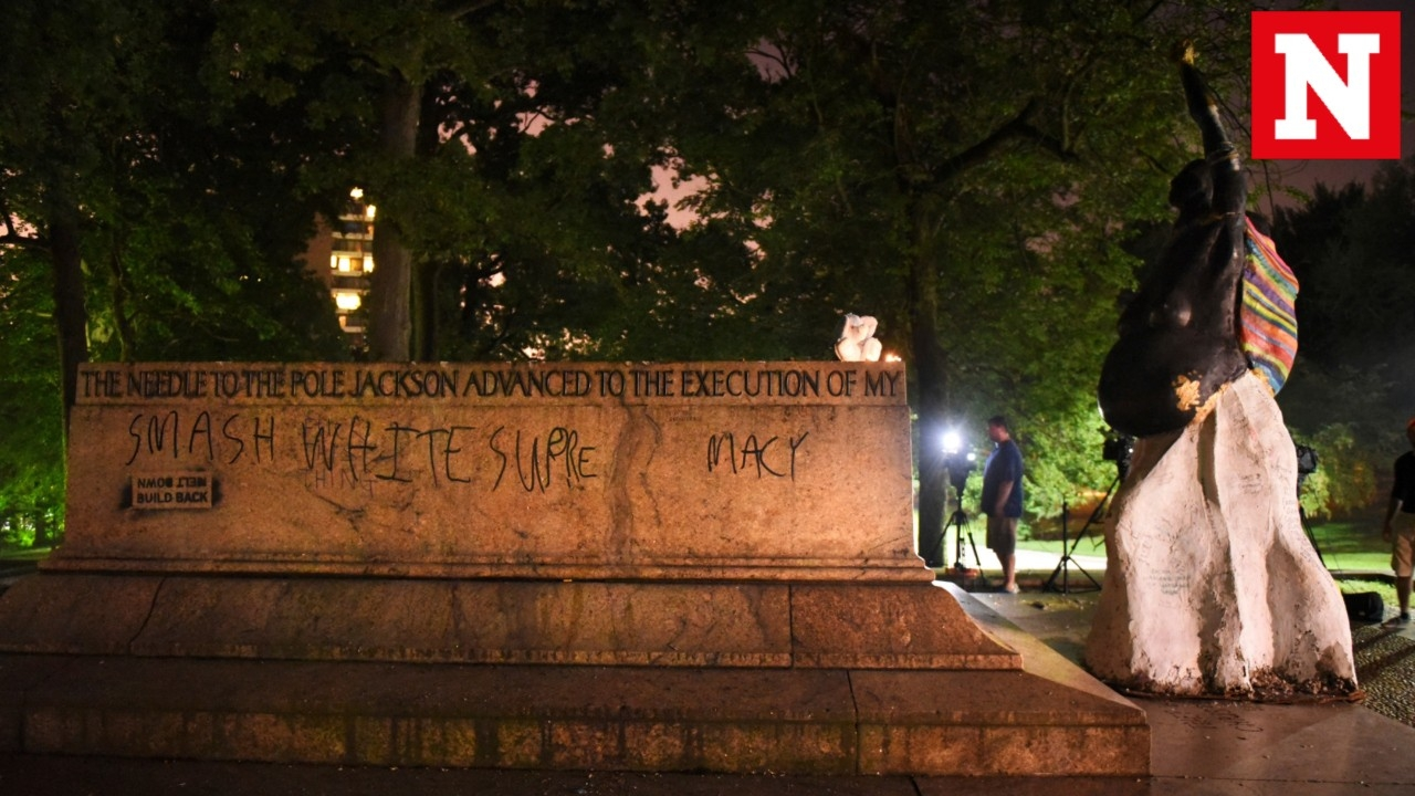 Baltimore removes all 4 Confederate statues