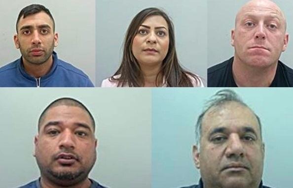 drugs gang