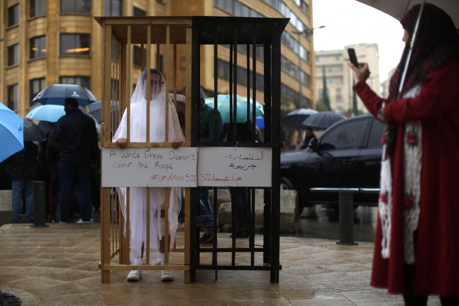Lebanon rape law