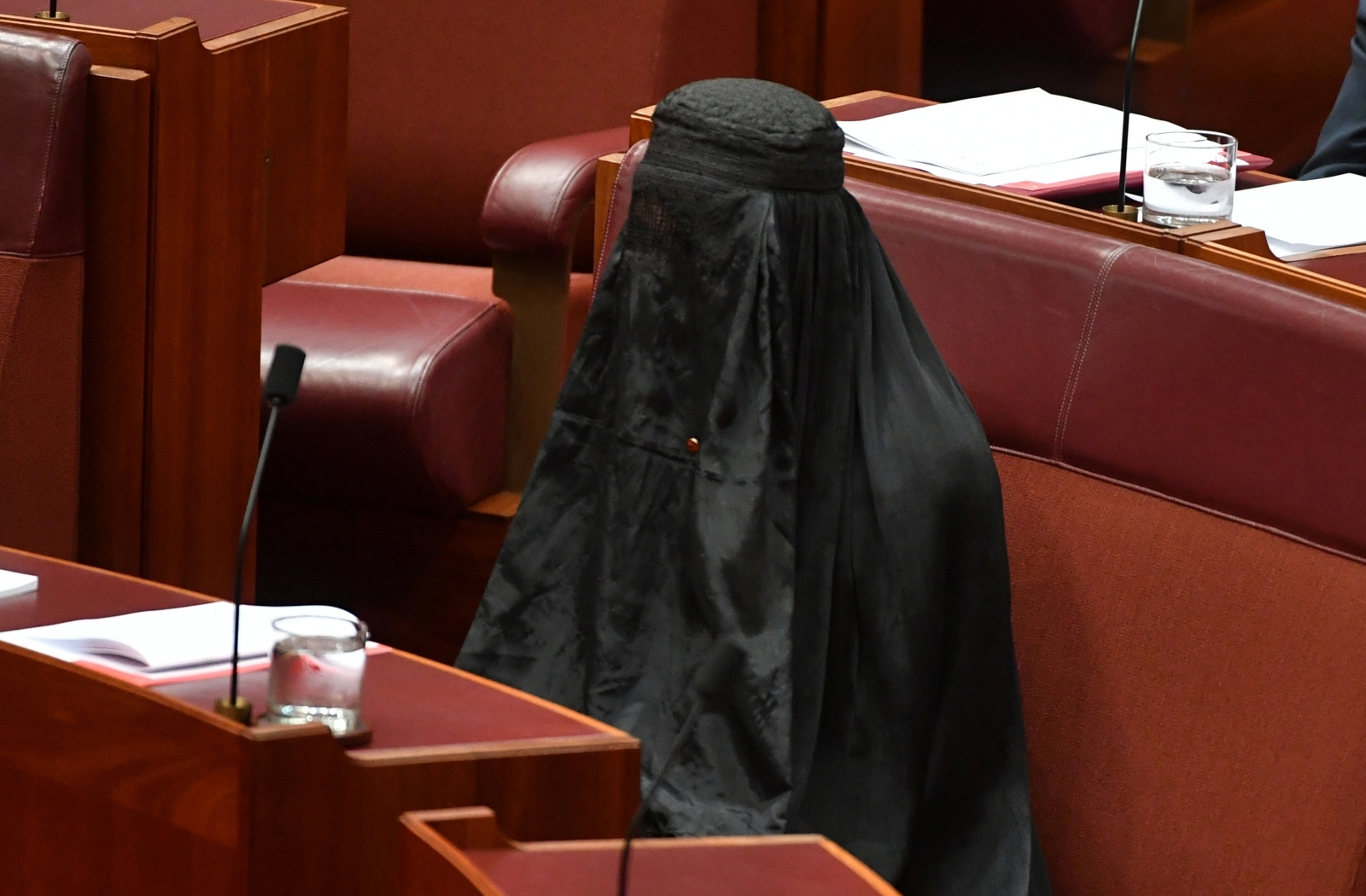 Pauline Hanson Australia One Nation