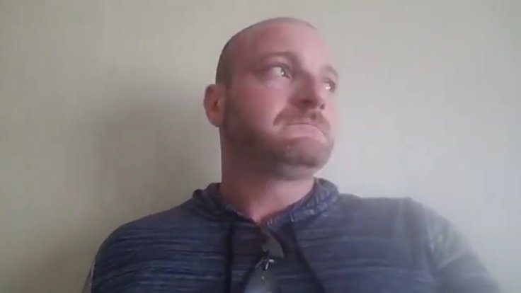 White Nationalist Christopher Cantwell Tears Up At Thought Of Being Arrested After Charlottesville