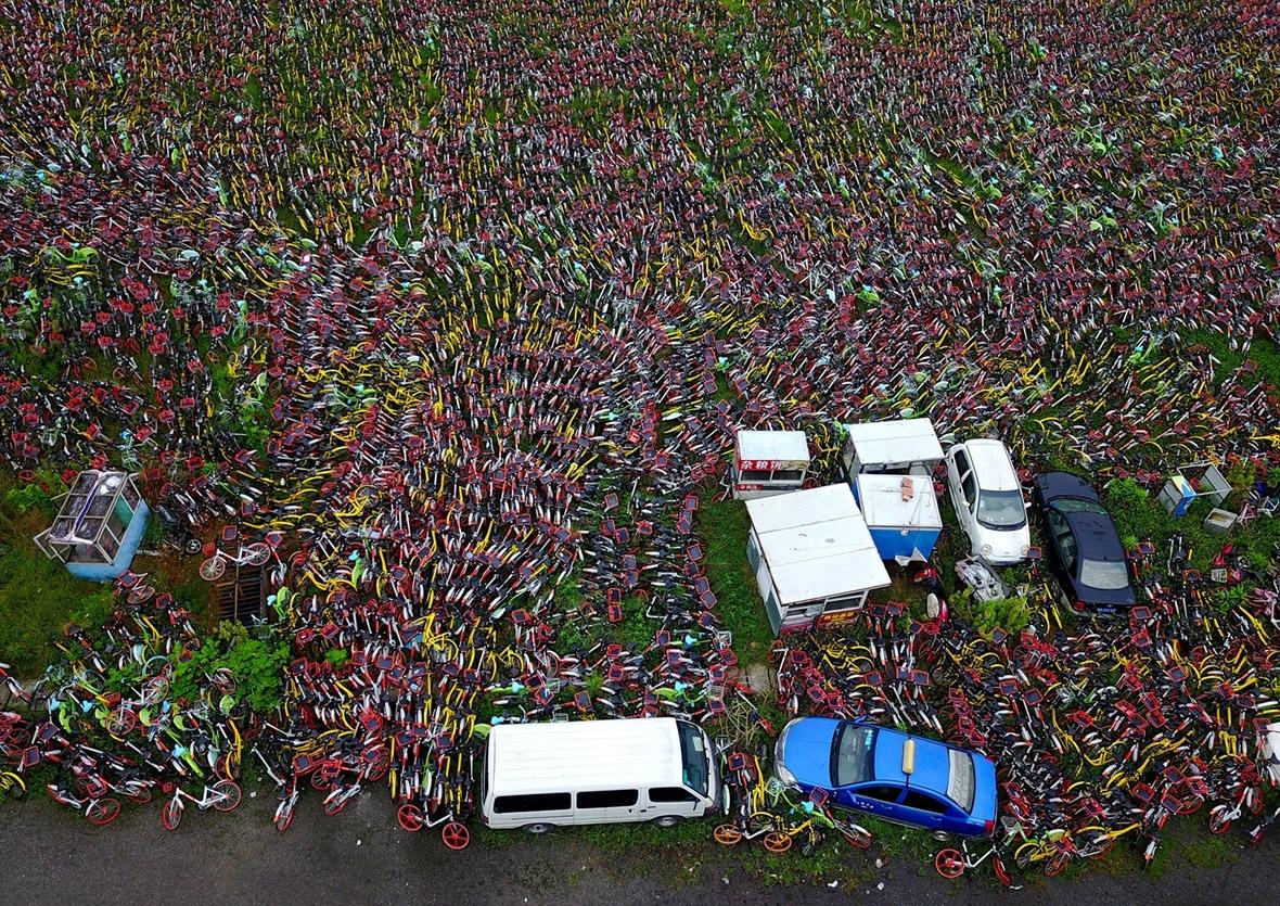 China rental bikes