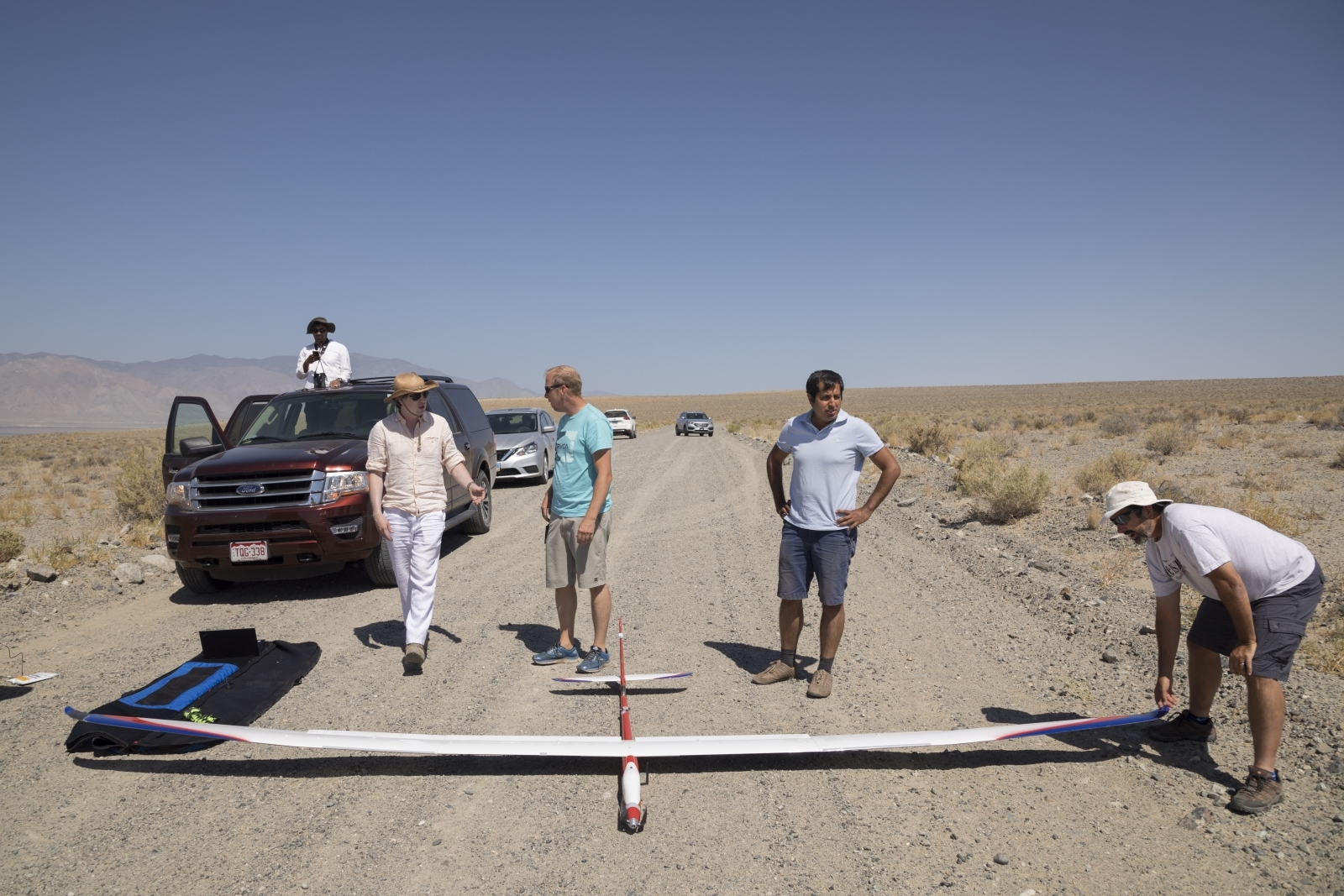 Microsoft's autonomous glider