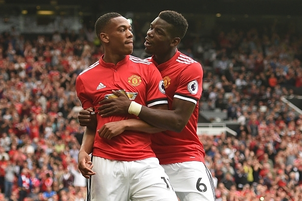 Manchester United's Anthony Martial reveals title ambition for 2017/18 season