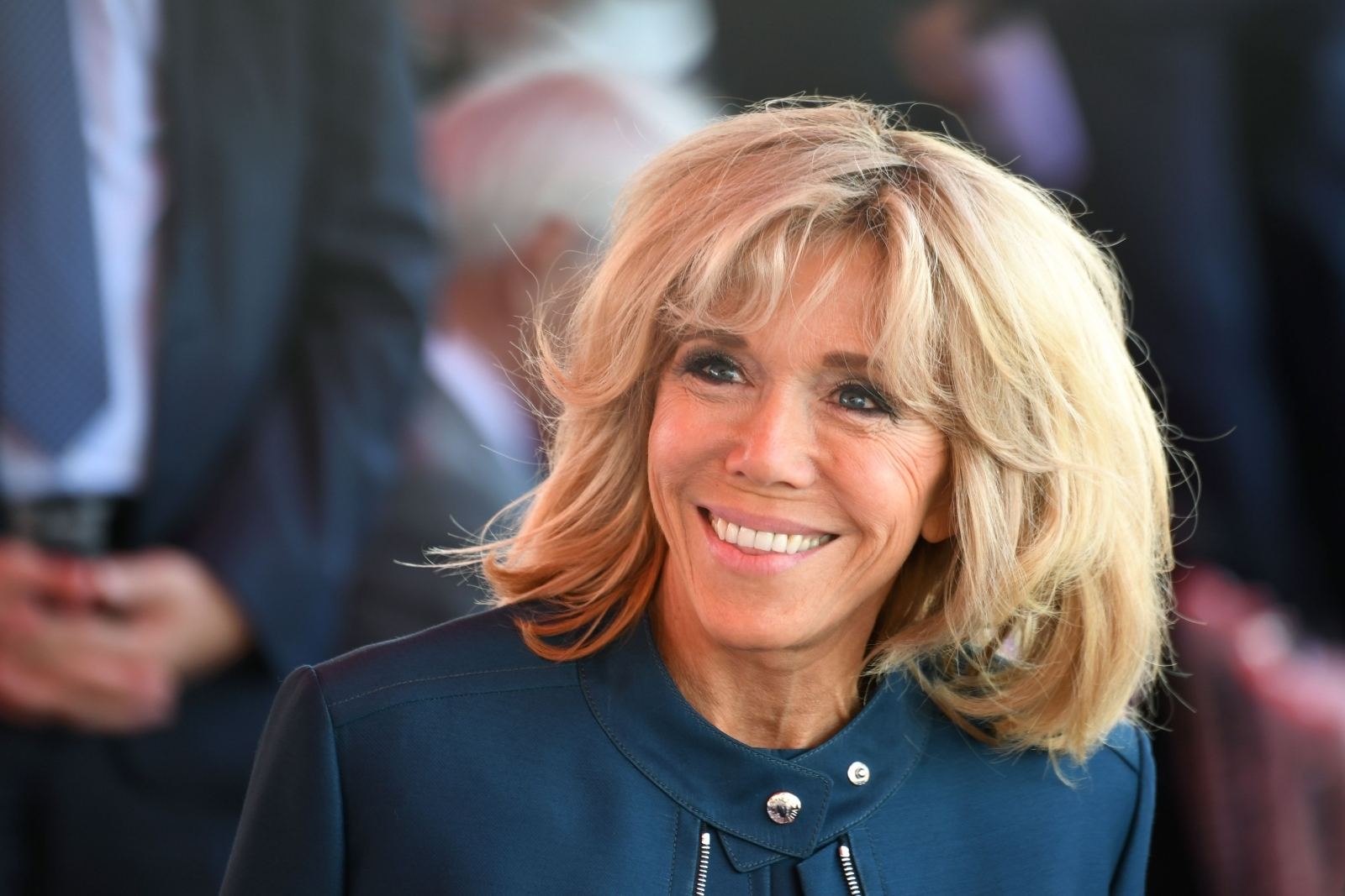 Brigitte Macron: 'I don't feel like a First Lady'