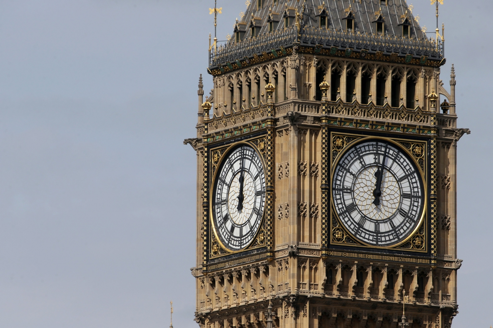 Controversy over plans for Big Ben to fall silent until 2021