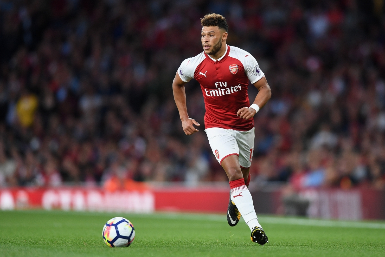 Oxlade-Chamberlain Unlikely To Sign New Arsenal Deal