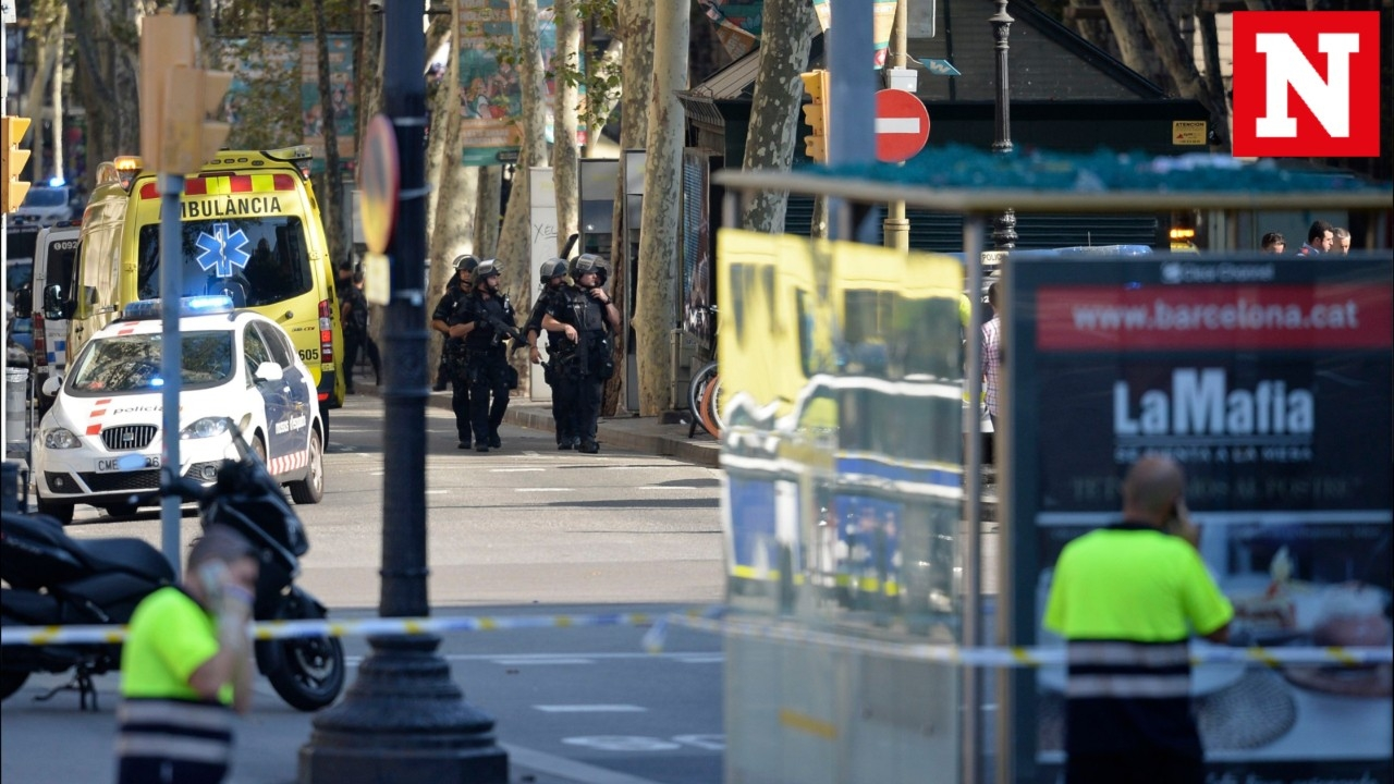 Barcelona terror attack: What we know so far