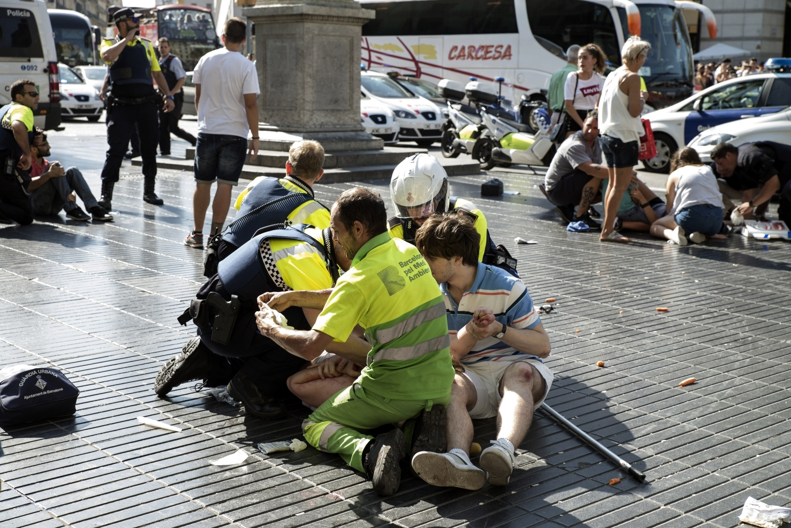 Spain terror cell was planning much bigger attack: Suspect