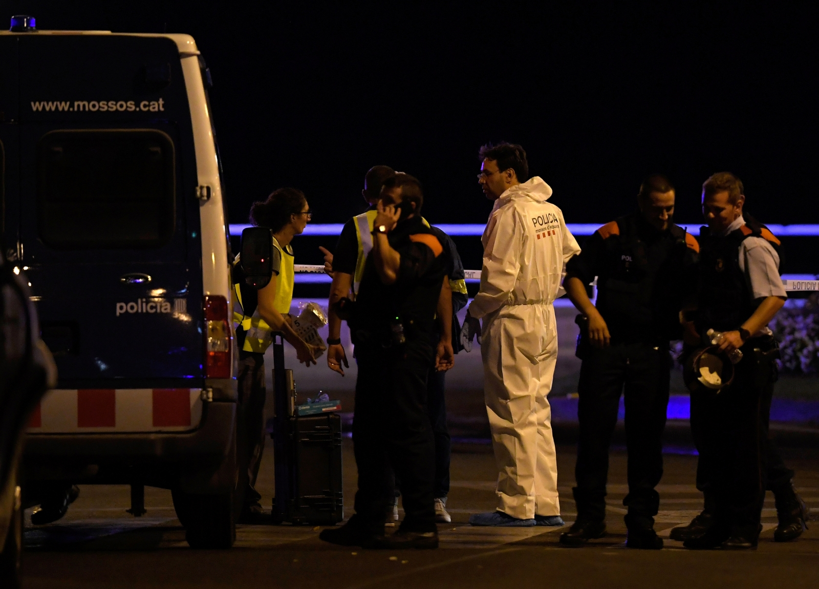 Spanish Police foil second attack after shootout in Cambrils