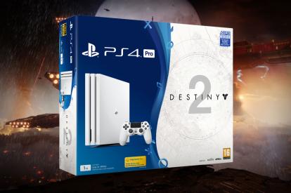 Destiny 2 PS4 Pro Bundle