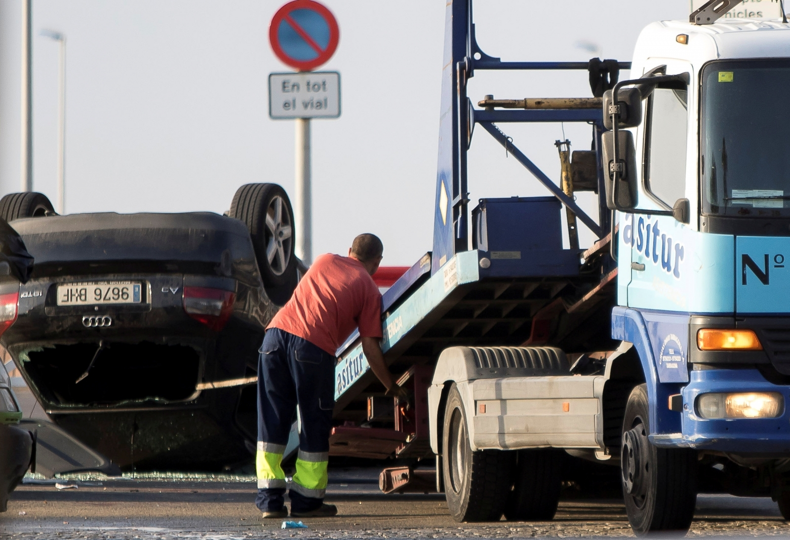 Cambrils Barcelona Spain Terror Attack