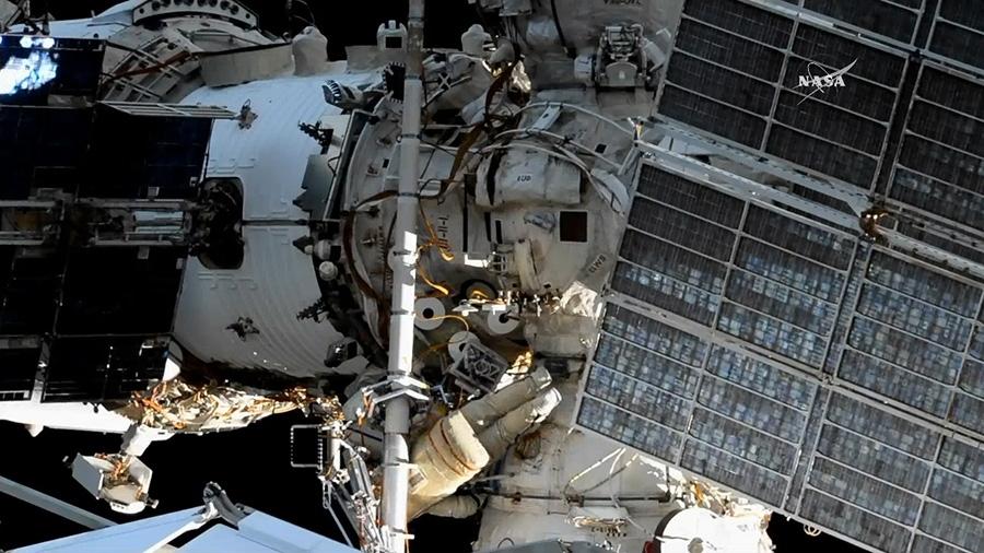 Nasa world's first 3D printed satellite