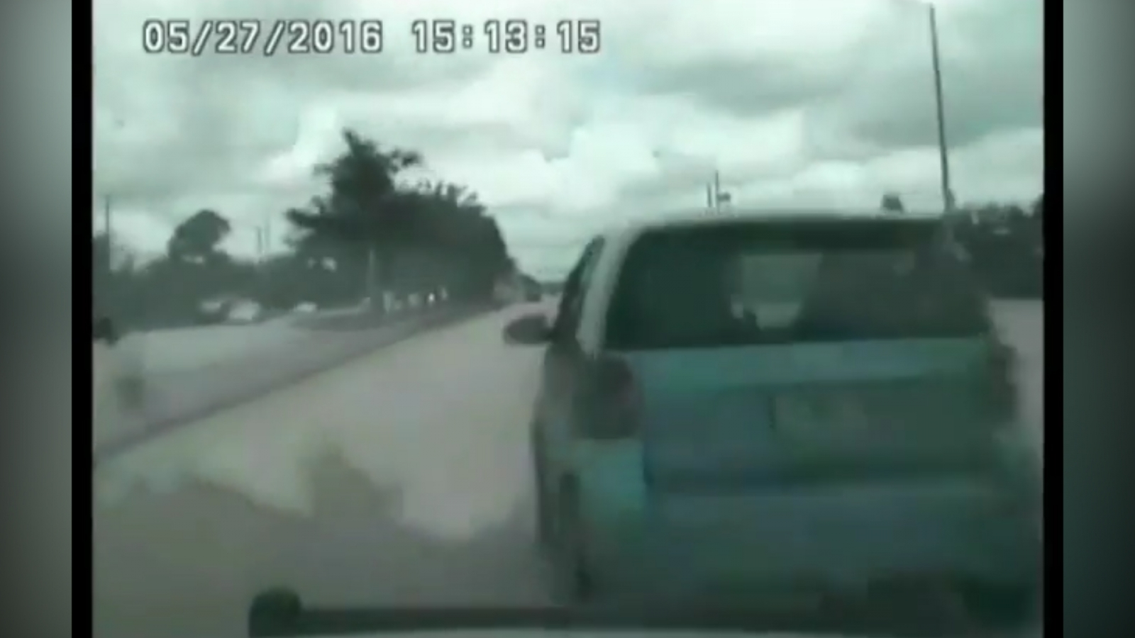 shocking-footage-captures-moment-speeding-police-officer-plows-into-car-at-104mph