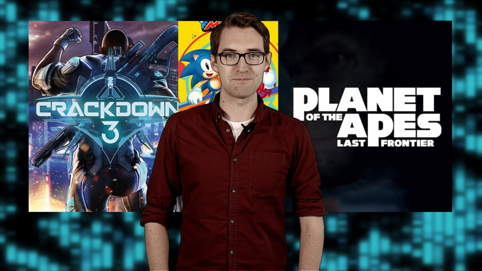 Video game news round-up: Crackdown 3 delayed
