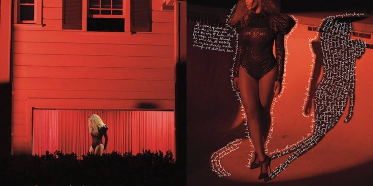 Beyonce Lemonade book