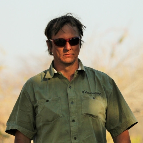 Wayne Lotter was shot as he rode in a taxi from Dar as Salaam airport, Tanzania, to a hotel