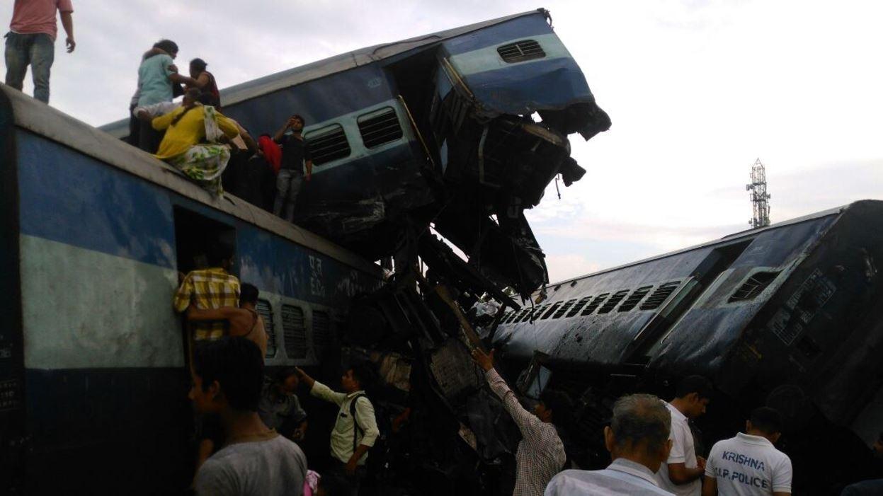 India Train Derailment