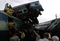 India Train Derailment