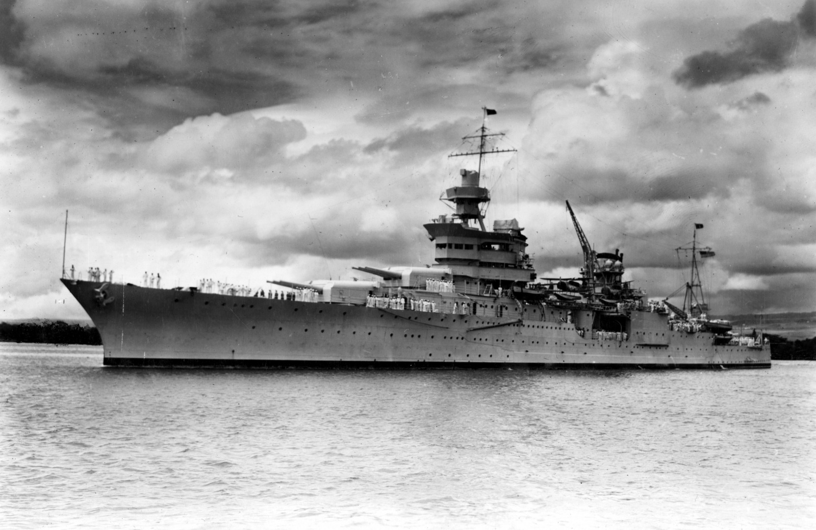 Wreckage of USS Indianapolis discovered