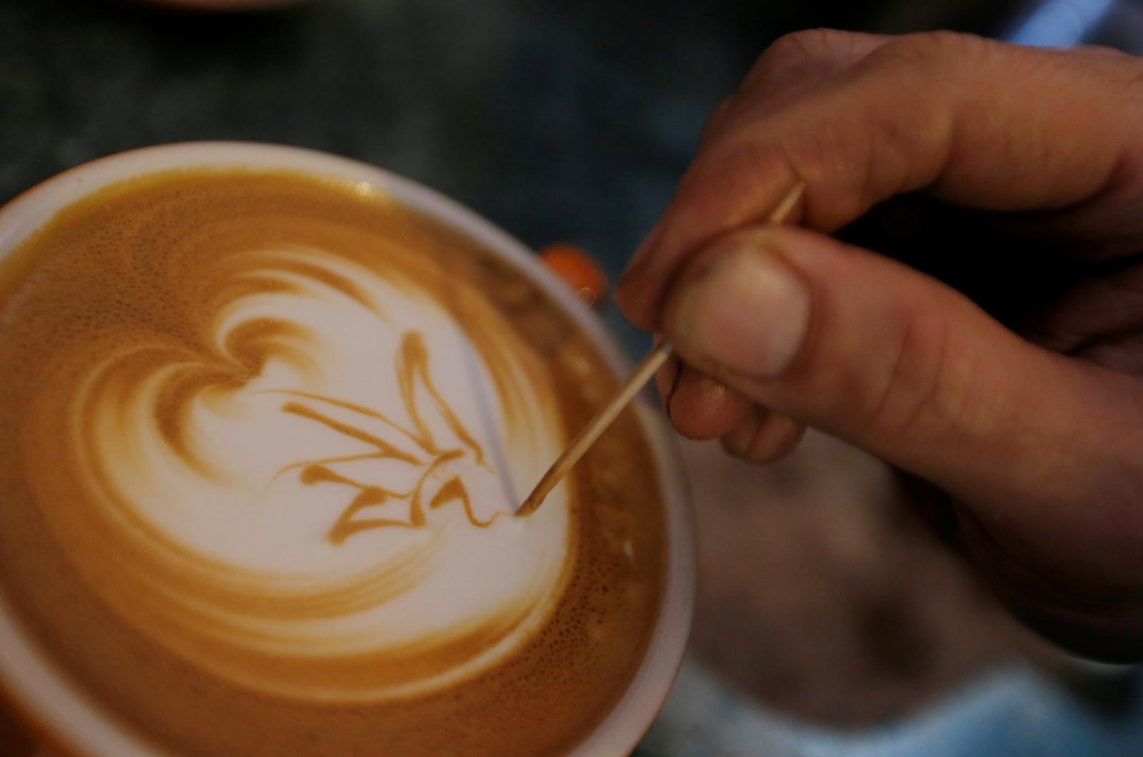 Flat White Coffee Millenials