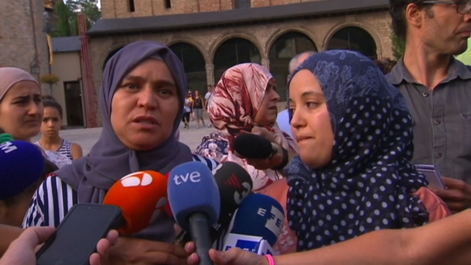 Mother of Barcelona terror suspect urges him to surrender