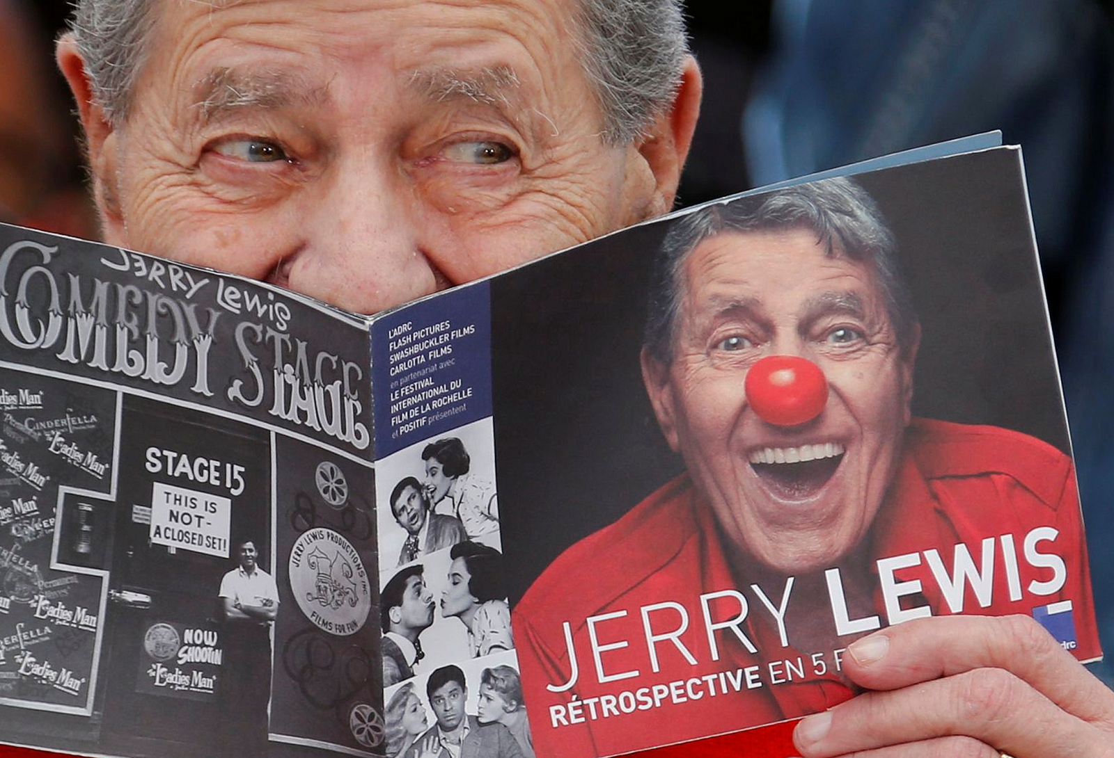 Jerry Lewis dead: Legendary comedian and Hollywood star dies aged 91