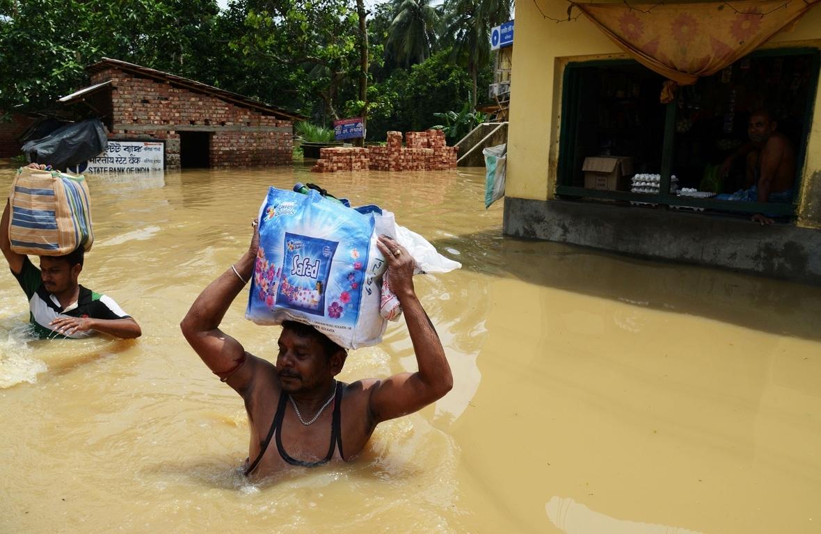 Monsoon floods 2017
