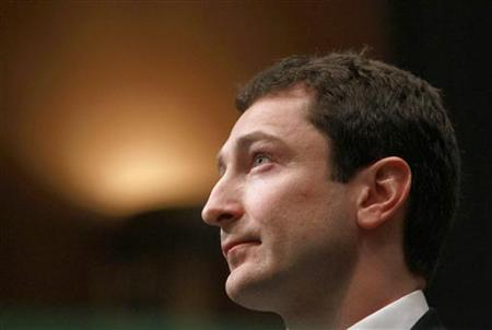 Fabrice Tourre, former executive vice president of Goldman Sachs