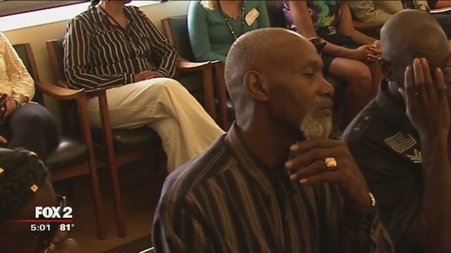 Edward Carter who served 35 years in jail for a crime he did not commit has been awarded $1.8m