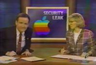 First ever Apple leak