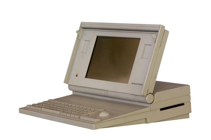 Macintosh Portable laptop