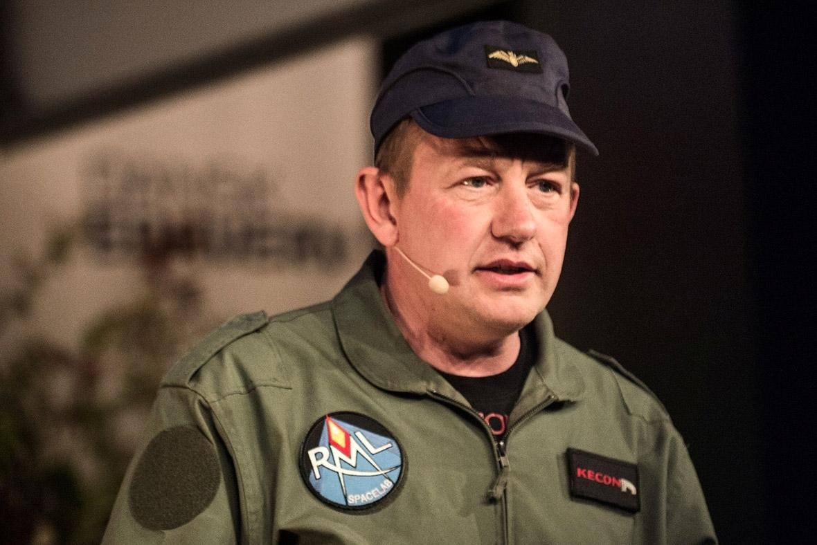 Peter Madsen submarine