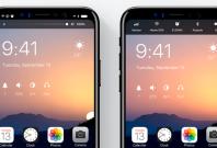 iPhone 9 iOS 12 concept