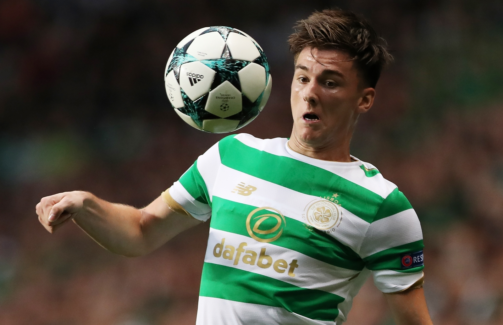 Celtic youngster Kiera...