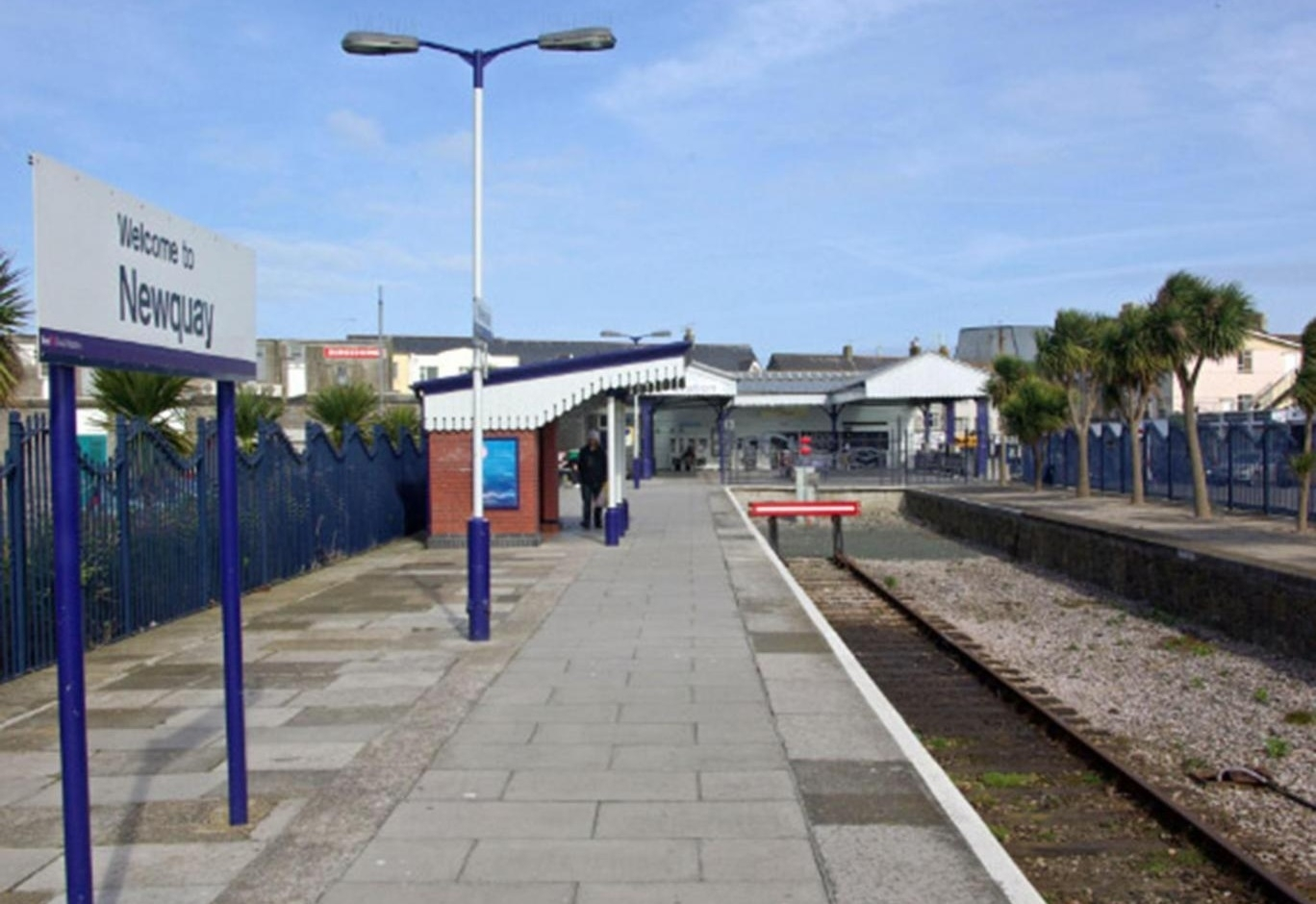 newquay station