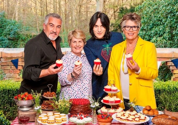 Record the Great British Bake Off and ignore the ads, says Prue Leith