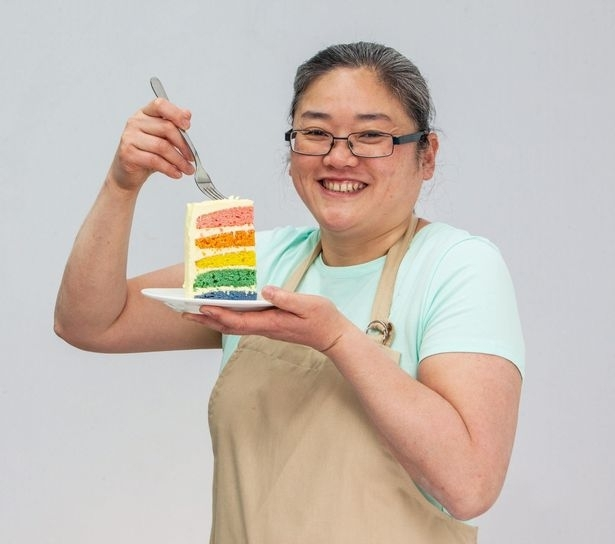 Great British Bake Off launches with rainbow cake following previous gender backlash