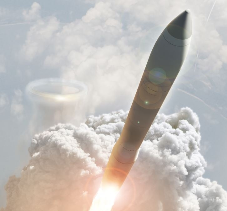 Boeing Granted Design Work For New Intercontinental Ballistic Missile