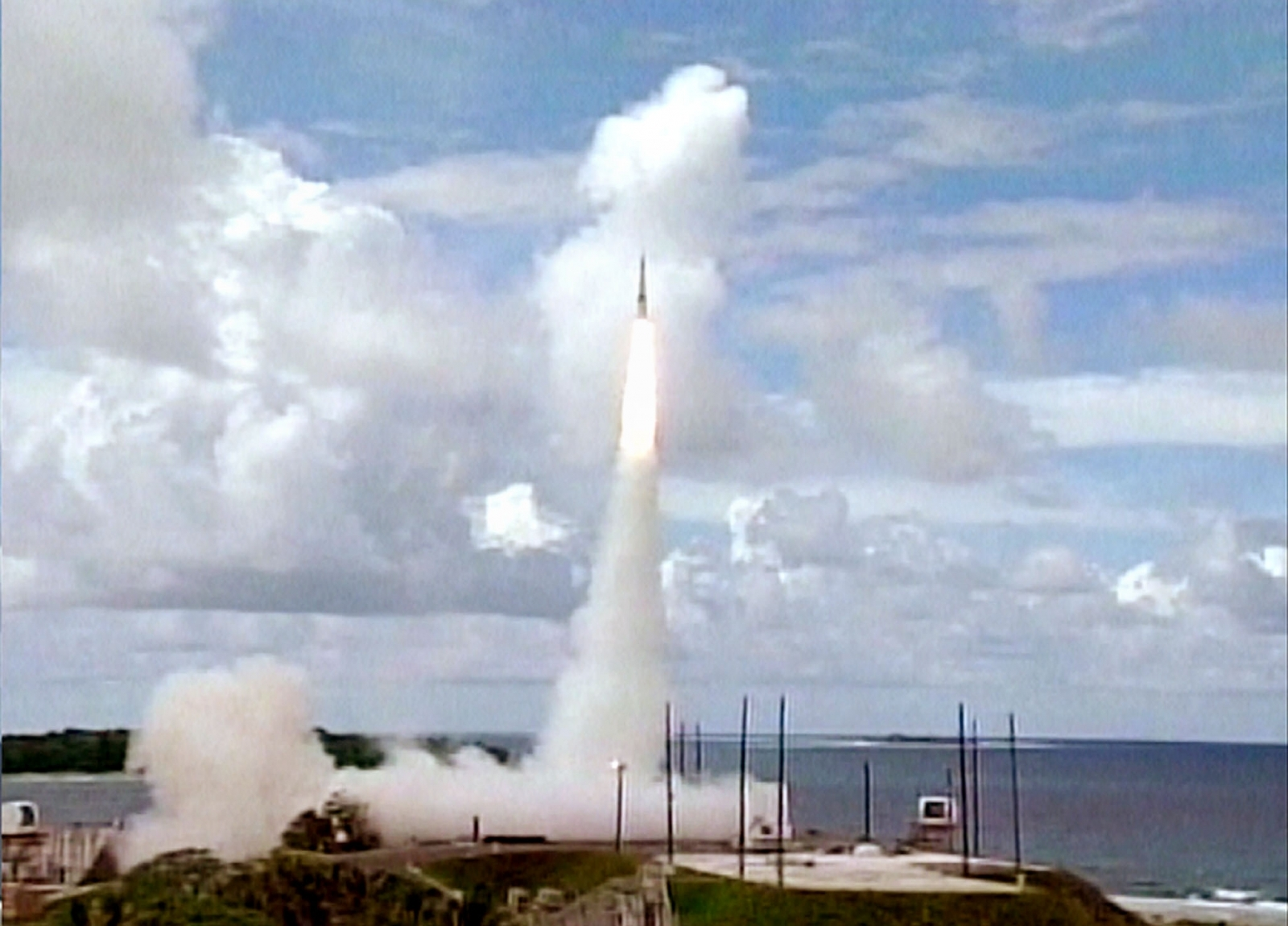 US working on next-gen ICBMs