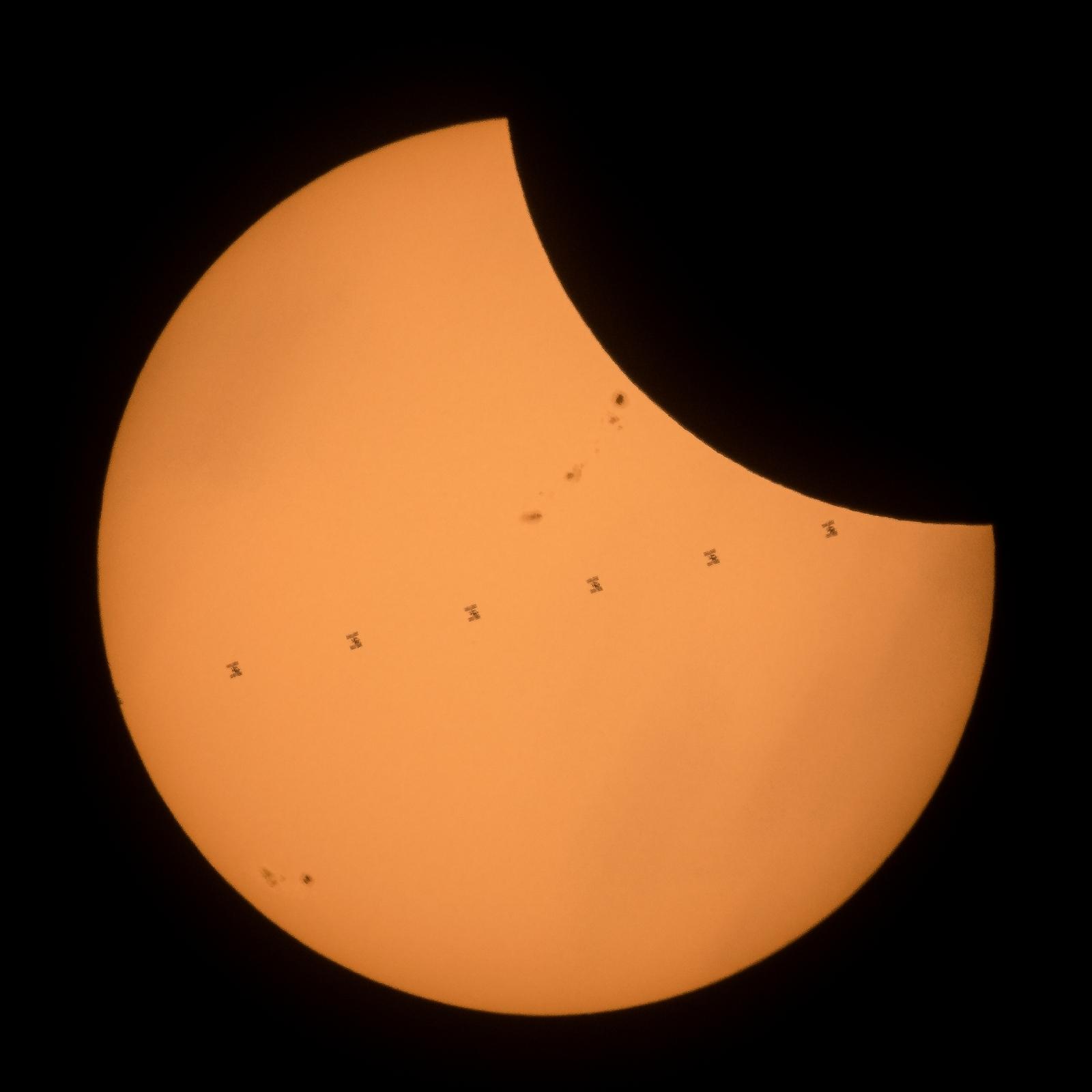 Nasa solar eclipse photos