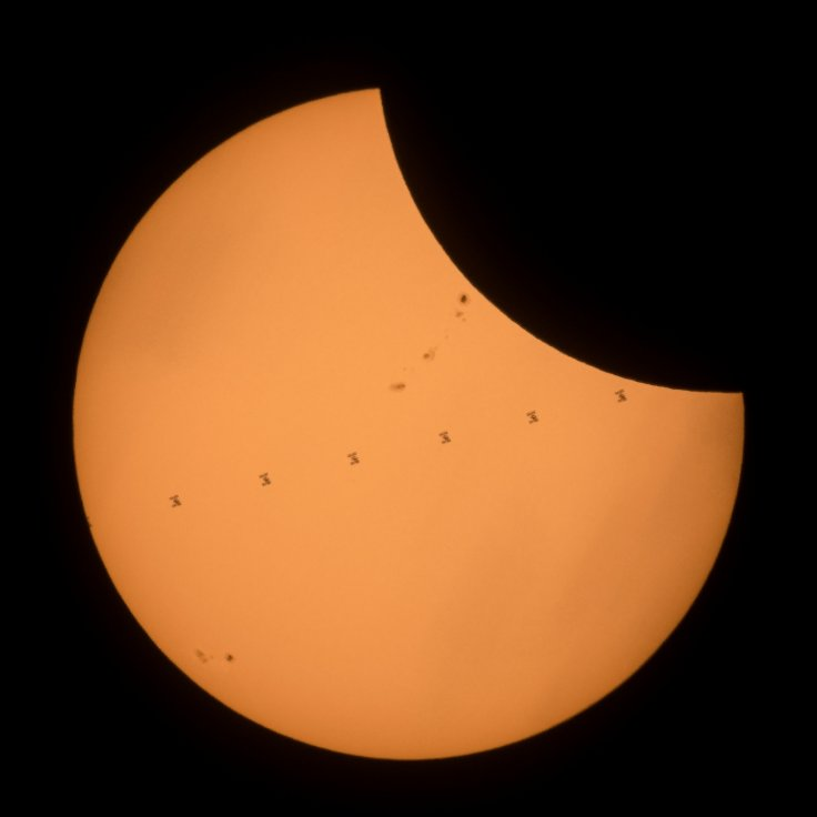 Nasa solar eclipse photos