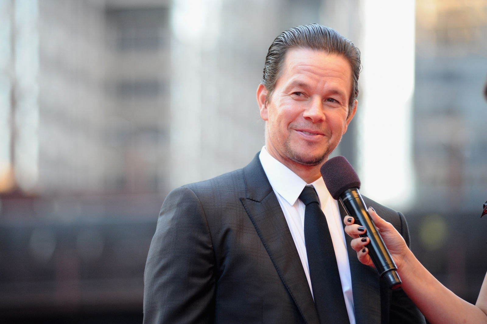 Mark Wahlberg named 2017's highest-paid male actor